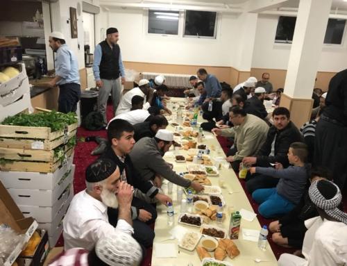 Ramadan middag 2017